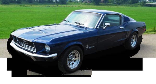 Mustang Fastback
